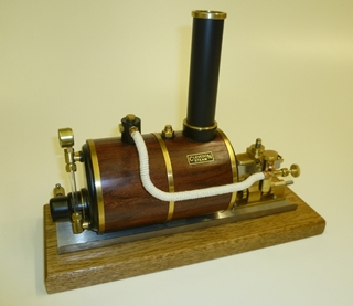 Clevedon Steam - Products Page